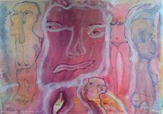 Artwork >> Phil De Giens >> Ghosts