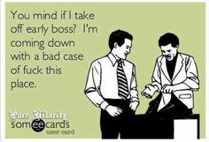 Especially on Friday