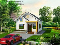 Model House Plan, House Plans, Home Decor Bedroom, Home Renovation, Architecture Design, Sweet Home, Villa, Home And Garden, House Design