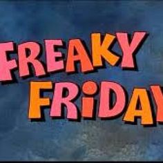 freaky friday Disney Films, Disney S, Cheeky Grin, Its Friday Quotes, 90s Aesthetic, Background Pictures, Baby Halloween, Wall Collage, Give It To Me