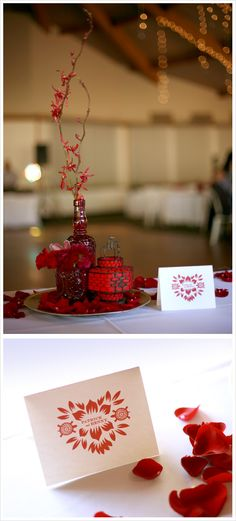 http://www.carmenweddings.co.uk/blog/wp-content/uploads/2011/03/red-chinese-wedding-table.bmp Chinese Wedding Decor, Oriental Wedding, Chinese Table, Chinese Party, Chinese Celebrations, Wedding Table Centres, Wedding Reception Decorations, Wedding Centerpieces, Wedding Themes