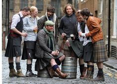 21st century kilts, Edinburgh