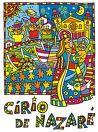 Cartaz artístico Círio de Nazaré