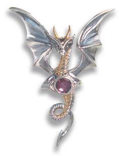 Celestial Dragon Pendant for Inner Peace