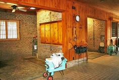 Tack Rooms Extraordinaire - Horse Country Chic