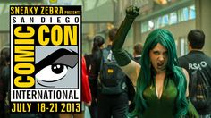 Music Video Shows Off Some of the Best Cosplay From San Diego Comic Con 2013
