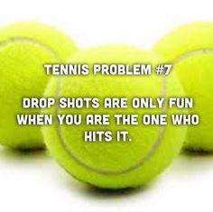 tennis problems