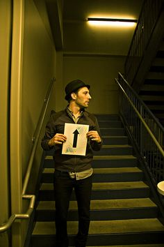 Mat Kearney. Seriously love this guy's music!