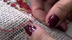 Como fazer flores de fita de cetim diferentes por Irene Sarranheira | Cantinho do Video