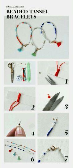DIY pulsera