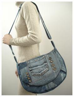 handmade bag by dreama torbe