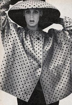 Deborah Dixon, March 1963