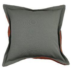 The Pillow Collection Dagwood Geometric Bedding Sham Cinder Standard//20 x 26
