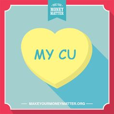 Happy Valentine's Day! Tag your favorite #creditunion and spread the love. #thecredituniondifference