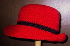 Suzies Stuff: ROLL BRIM HAT - ADULT (c)