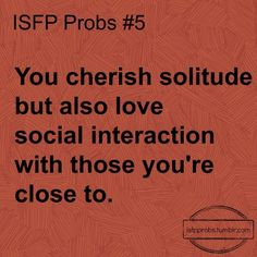 isfp problems | Tumblr