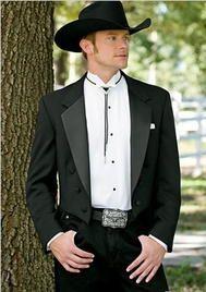 Western Tuxedo - Classic Notch Fulldress