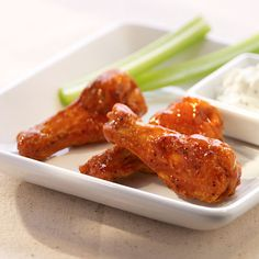 Smoky+Buffalo+Chicken+Wings+-+The+Pampered+Chef®
