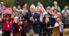 Mike Pence Disavows Donald Trump's Earlier Proposal Barring Muslims - The New York Times