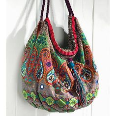 LOVE the look and style of this purse!