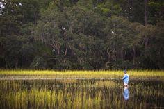 Fly Fishing Palmetto Bluff   Lowcountry Living   Waterfront Sports Bluffton, South Carolina