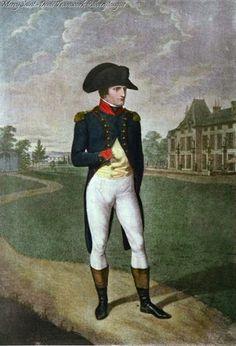 Portraits of Napoleon at Malmaison.