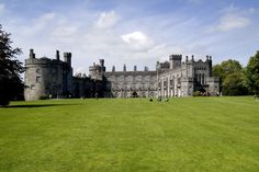 Visit Kilkenny Castle in the Medieval city while touring the Irelands Ancient East. A century castle remodelled in Victorian Times and set in extensive parklands which was the principal seat of the Butler family. Kilkenny Castle, Cork City, Castles In Ireland, Cliffs Of Moher, Ireland Vacation, 12th Century, Day Trips, Touring, Mansions