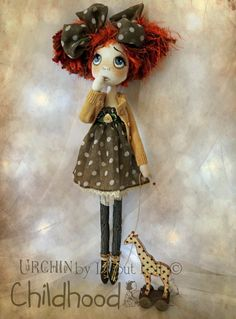 """Annie is the forgetful one. Her head is so filled with fairytales, silly nonsense and such, that everyone says she is often """"off with the pixies"""". But Annie kinda likes living in her own little imaginary world, and does not intend to change."""