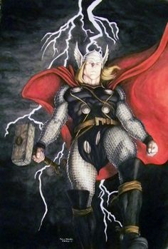 Thor by Eric W. Meador *