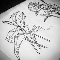 black and gray lily tattoos - Google Search