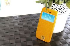 MOMAX Amazing Fashion style Flip Leather Protective Shell Case Cover shell for APPLE IPHONE5C