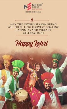 Metro Group wishes you all a very Happy Lohri www.metrogroupindia.com #Lohri2017 #Celebration #Festival #Occasion