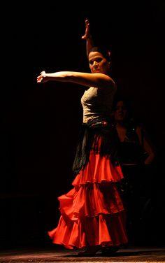 Ely of La Saleria - Flamenco Dancer