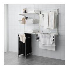 ALGOT Veggskinne/hyller/tørkestativ IKEA