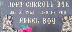 John Carroll Dye (1963 - 2011) - Find A Grave Photos