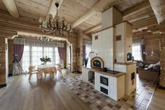 Country Interior, Modern Interior, Cob House Kitchen, Wood Stove Cooking, Building Renovation, Minimal Home, Rocket Stoves, Cozy Cabin, Wooden House