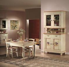 Kitchen Design Propunere amenajare Bucatarie clasic-rustica cu piese de mobilier din colectia Il Classico Zanini