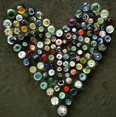I love marbles by Bryan P Arnold