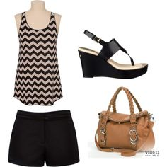 """Casual Cool"" by savyshopper on Polyvore"
