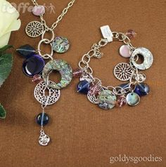 Most used jewelry set ever! ^Neptune set by Lia Sophia http://media-cache5.pinterest.com/upload/29414203785754150_UolnQiVK_f.jpg bcaruso products i love