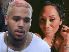Chris brown Hits Back At Back At Baby Mama Nia After She Accused Him Of Infecting Royalty With Asthma From His Weed