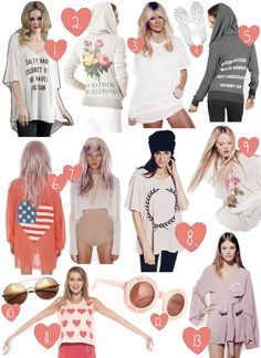 WILDFOX WISHLIST