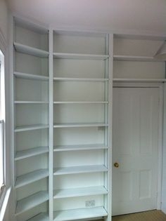 Bespoke fitted Bookcase for another book loving client