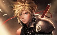 Cloud by *sakimichan on deviantART (all rights belong to sakimichan.deviantart.com) (reminds me of Peter!)