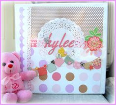 Love Sweet Love: Dry Erase Quiet Book