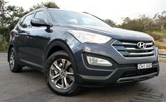 Pictures Of Hyundai Santa Fe