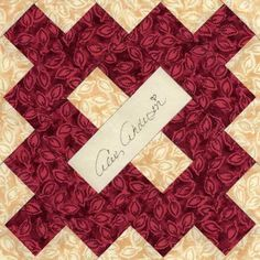 Since the publication of the first Elm Creek Quilts novel, it has become a tradition for me to recreate the quilts my characters make in my stories. In my new novel, THE SUGAR CAMP QUILT, Dorothea … Quilt Block Patterns, Pattern Blocks, Quilt Blocks, Signature Quilts, Sampler Quilts, My Character, Quilting Designs, Friendship, Author