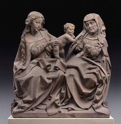 [ Les collections] Nicolas de Leyde, Sculpteur du XVème siècle
