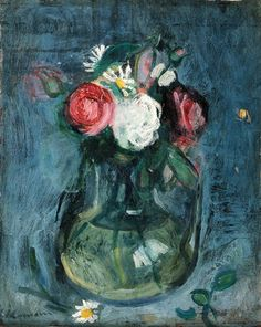 Charles Camoin, Vase of Flowers