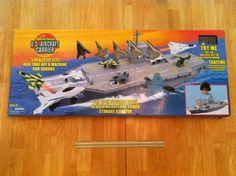 Amazon.com: Sun-Mate Corporation Electronic Aircraft Carrier: Toys & Games